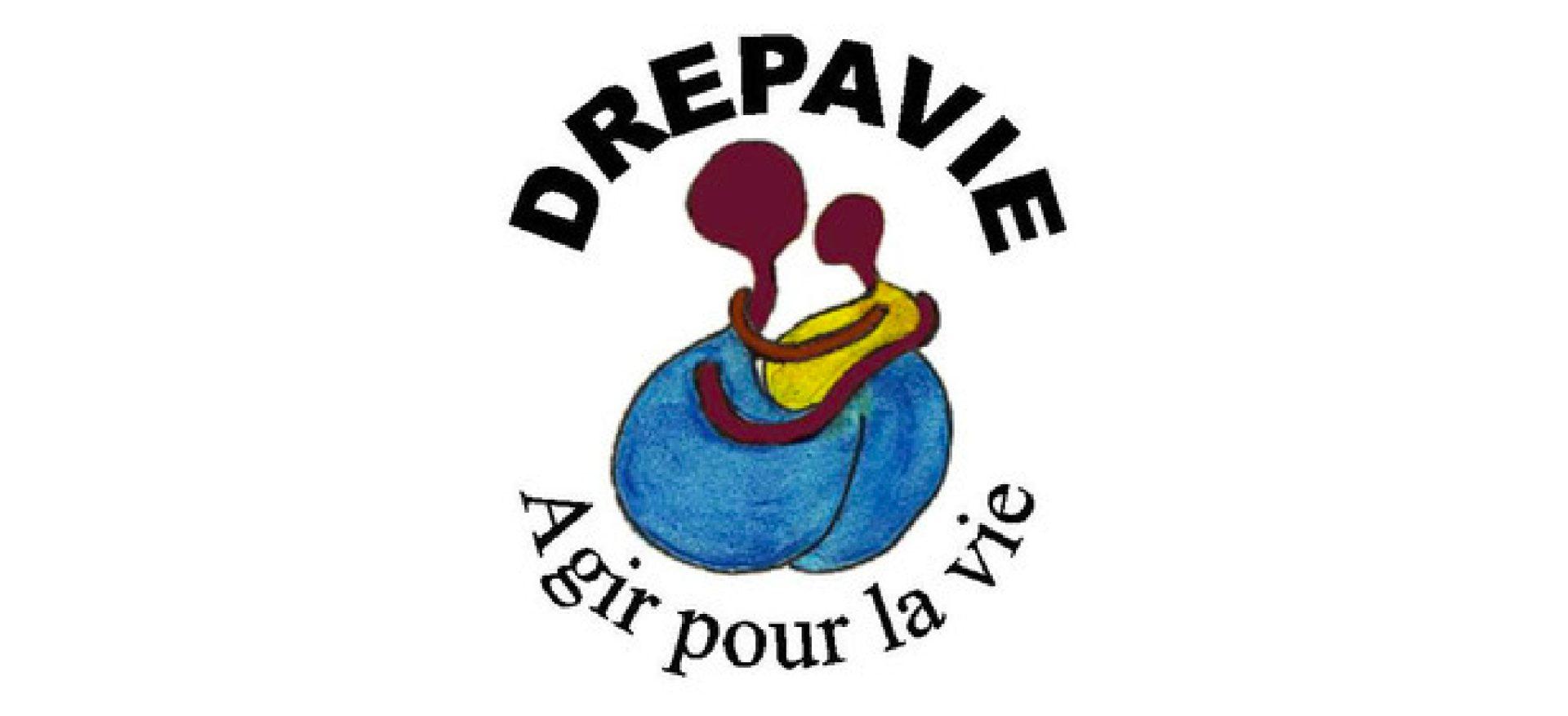 Logo Association Drepavie -Drepanocytose