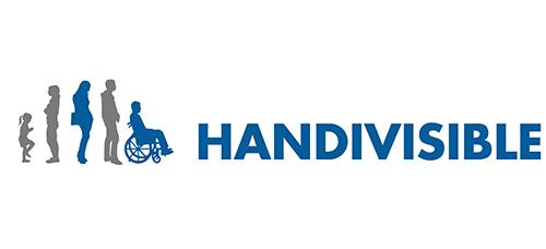 Logo de l'entreprise handivisible